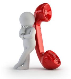 PERMANENCE TELEPHONIQUE MAIRIE