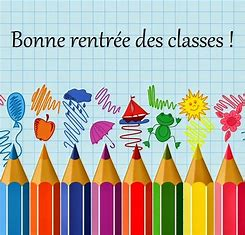 NOTE D'INFORMATIONS: RENTREE DES CLASSES