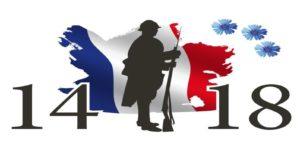COMMEMORATION DE L'ARMISTICE DU 11 NOVEMBRE 1918