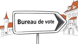 RAPPEL LIEU DE VOTE POUR ELECTIONS DEPARTEMENTALES ET REGIONALES